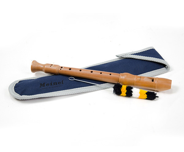Meinel Pearwood Recorder - Descant