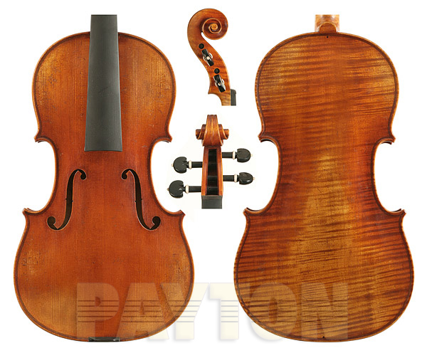Peter Guan Violin No.9.0 - Pressenda