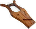 Kinnor Harp-10 Strings 27in w/Bag