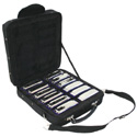 Jambone 12-Pce Harmonicas With Case