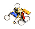 Harmonica On Keychain 4-Hole