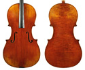 Makers Cello Only-No.2 Antiqued w/Pegs 3/4