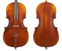 Raggetti RC6 (High Arch) Cello Only-Distressed-4/4