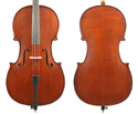 Gliga III Cello Outfit-Oil Dark Antique 4/4