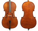 GLIGA II Cello Outfit-Antique  1/4