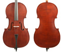 Gliga I Cello Outfit -Standard finish 4/4