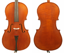Gliga I Cello Outfit-Antique 1/4
