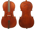 Gliga I Cello Outfit-Dark Antique 4/4