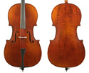 Vasile Gliga Advanced Cello Outfit - 4/4