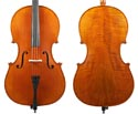 Vasile Gliga Professional Cello Only Montagnana 1739