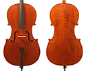 Vasile Gliga Professional Cello Outfit - 4/4