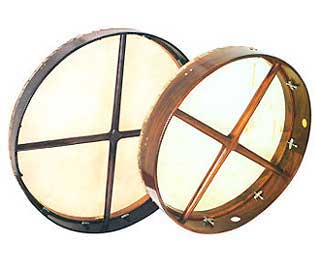 Bodhran(46cm)Internal tuning-Rosewood