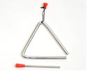 Triangle with Beater-5 inch