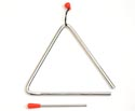 Triangle with Beater - 6 inch