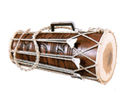 Dholak Drum-Rope Tuned