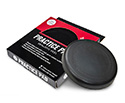 Drum Rebounder Pad-Wood Base 8in