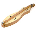 Dulcimer-Mountain Hour-Glass Style