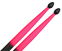 Drumsticks - Fluorescent Red 5AN
