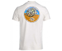 Eddy Finn T-Shirt White-UkeNation M