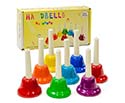Handbells-8 Note Coloured