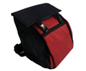 Percussion Bag-Red/Blk Backpack