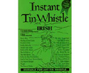 Mally Tin Whistle Book-Irish