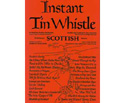 Mally Tin Whistle Book - Scottish