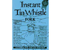 Mally Tin Whistle Book - Folk