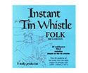 Mallys Tin Whistle CD - Folk