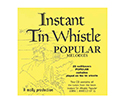 Mallys Tin Whistle CD - Popular
