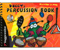 Voggys Book&CD - Percussion 4plus