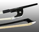 Double Bass Bow-Glasser Carbon Fibre Germ Braid 3/4