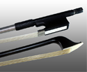 Cello Bow-Glasser Premium-H/Hair1/2