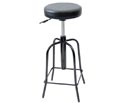 Double Bass Stool-Gas Height Adjustable
