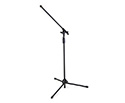 Mic Stand with Boom-Black