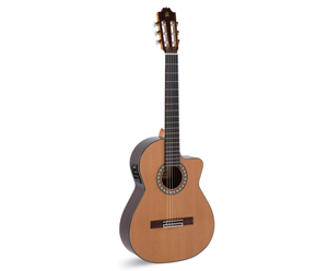 Admira Spanish Cutaway Electric Guitar-Virtuoso-ECF