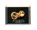 Pickboy Brooch Goldplated-Sousaphone
