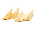 Corner Blocks For Violin/Viola-Spruce