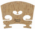Violin Bridge-Despiau 11 D LowHeart 42mm 4/4