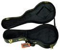 Mandolin Case-HardShell F Plush