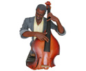 Music Alive Figure- Double Bass Player