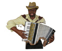 Music Alive Figure - Accordionist