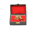 Brass Miniature In Case-French Horn