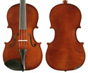 Salieri SVA-2 Viola & Shaped Case 15in