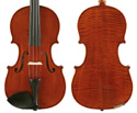 Salieri SVA-2 Viola & Shaped Case 16in
