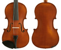 Gliga II Viola Outfit Antique with Tonica - 15.5in