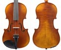 Raggetti RV-7 Viola-Case-Bow-Ultra T/P-13in