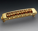 Schaller Guitar Bridge-LP Gold STM 12080500