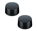 Schaller Guitar Speed Knobs (Set Of 2) Black 1151-15030400