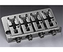 Schaller Bass Bridge (4-Str) 2000 Ruthenium-12160600